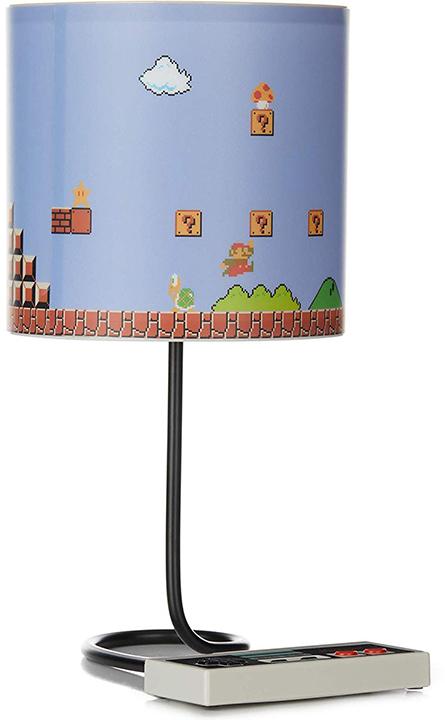 Paladone Paladone PP4938NN Lampada Nintendo NES Super Mario