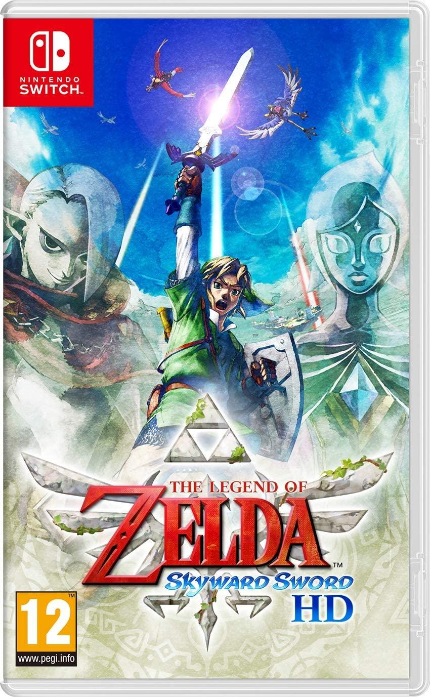 Nintendo Switch The Legend of Zelda:Skyward Sword HD