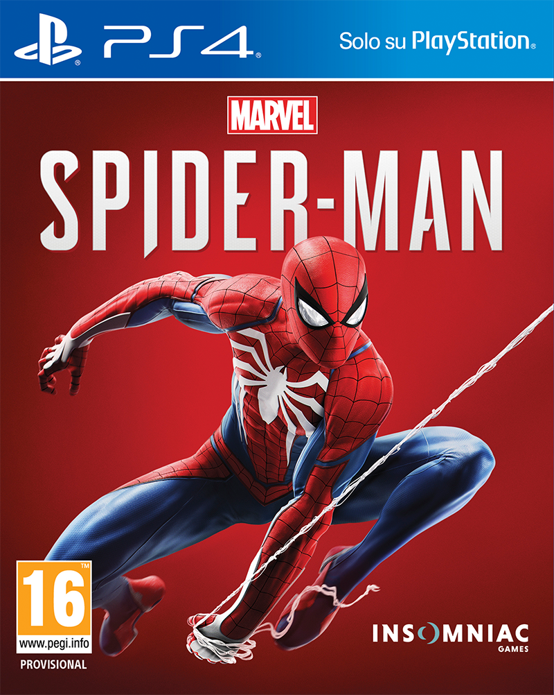 Sony Computer Ent. PS4 Marvel s Spider-Man