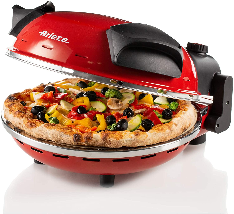 Ariete Ariete Forno Pizza Elettrico 0909 Diametro 30cm 1200W