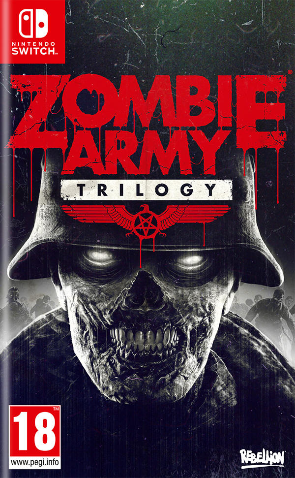 Sold Out Switch Zombie Army Trilogy