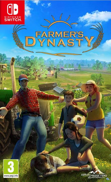 BigBen Switch Farmer s Dinasty
