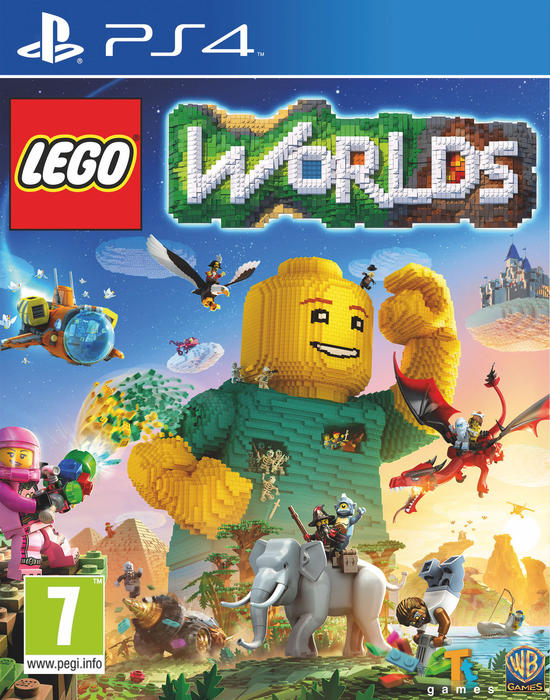 Warner Bros PS4 LEGO Worlds