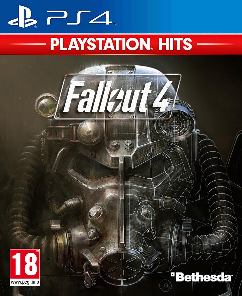 Bethesda PS4 Fallout 4 - PS Hits