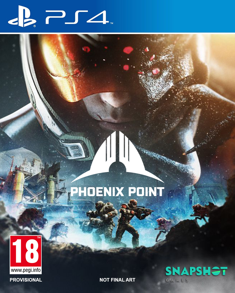 Deep Silver PS4 Phoenix Point