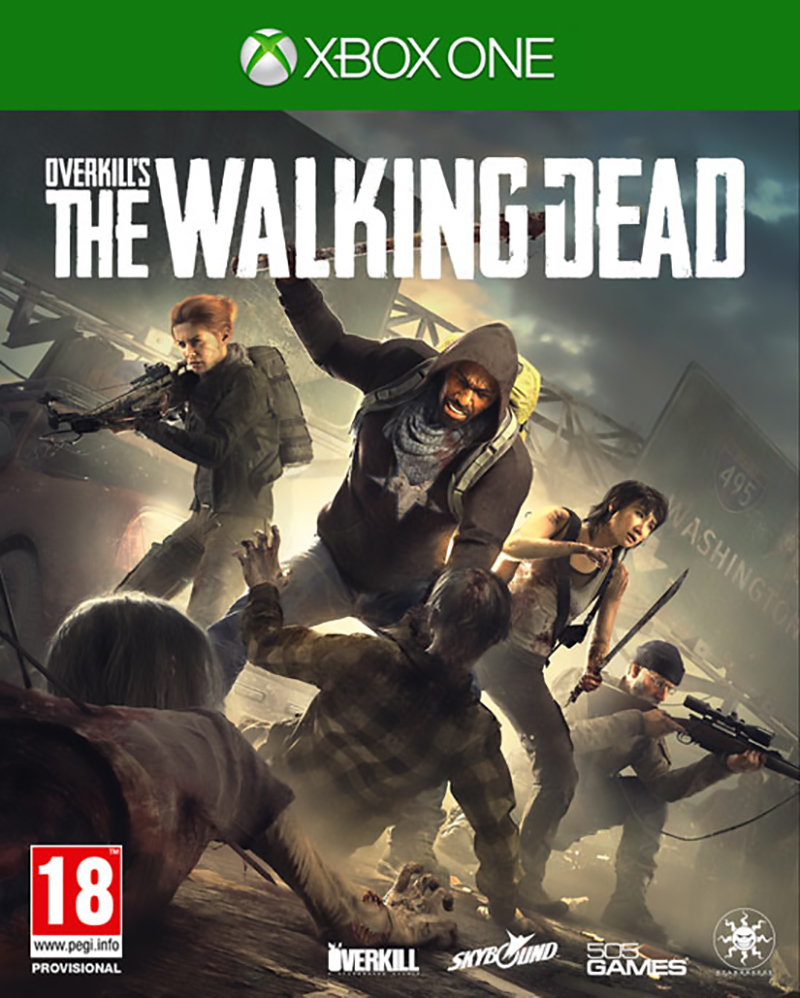 505 Games XBOX ONE Overkill s The Walking Dead