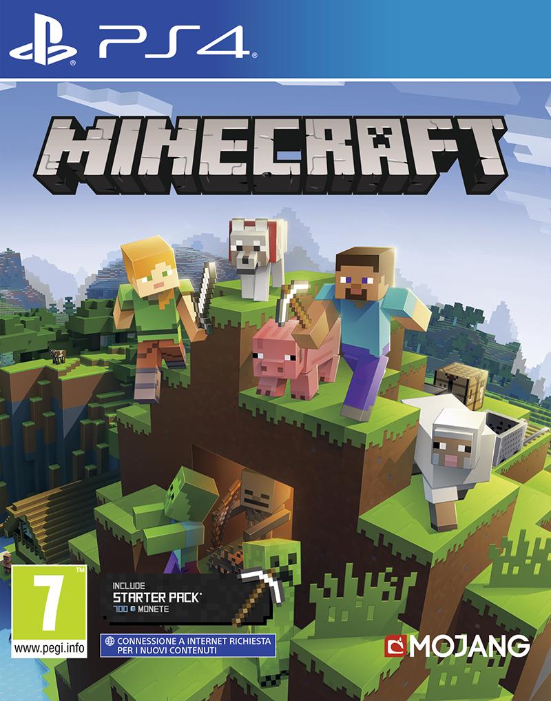 Sony Computer Ent. PS4 Minecraft (Nuova Edizione)