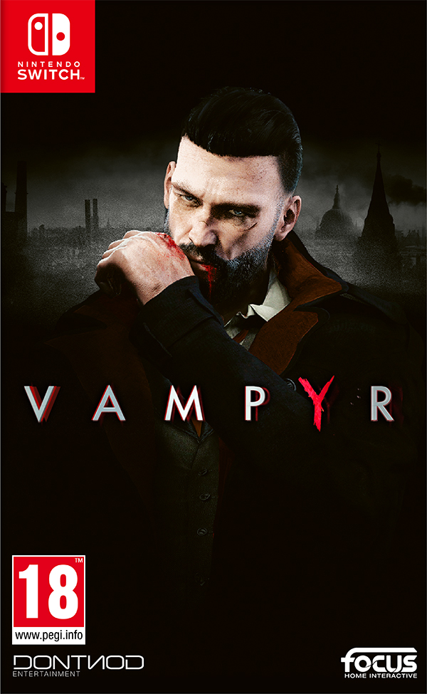 Focus Home Switch Vampyr