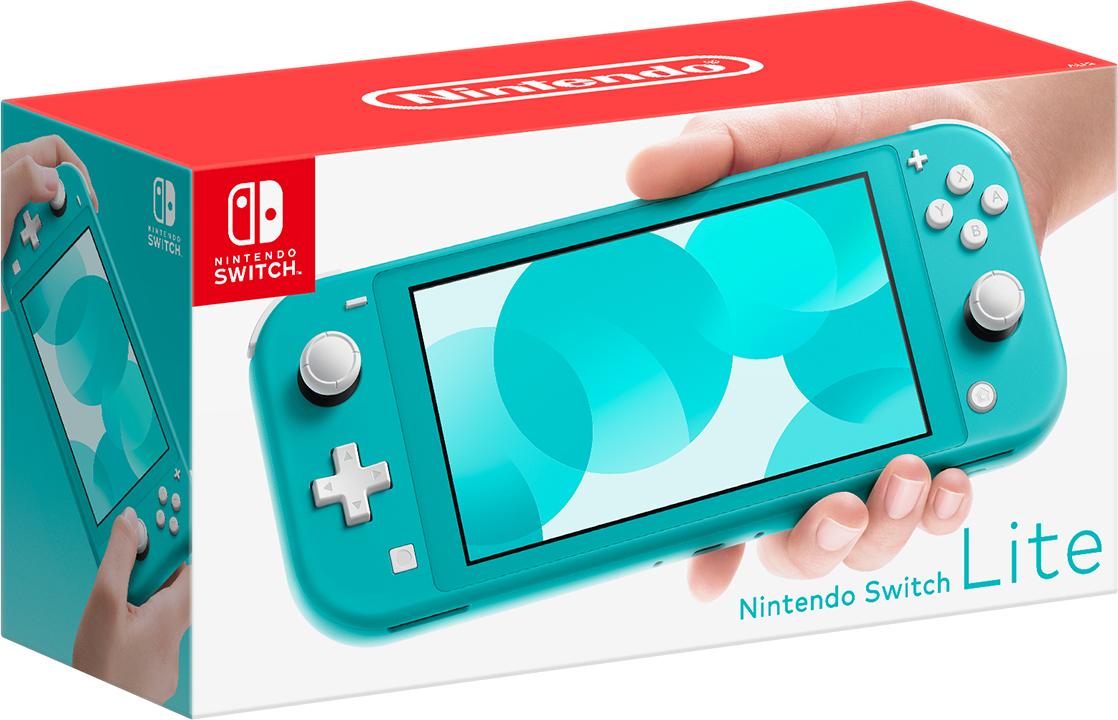 Nintendo Switch lite Console Turchese
