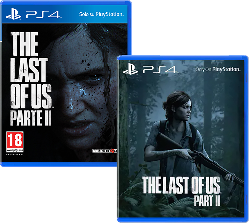 Sony Computer Ent. PS4 The Last of Us Parte 2 Standard Plus