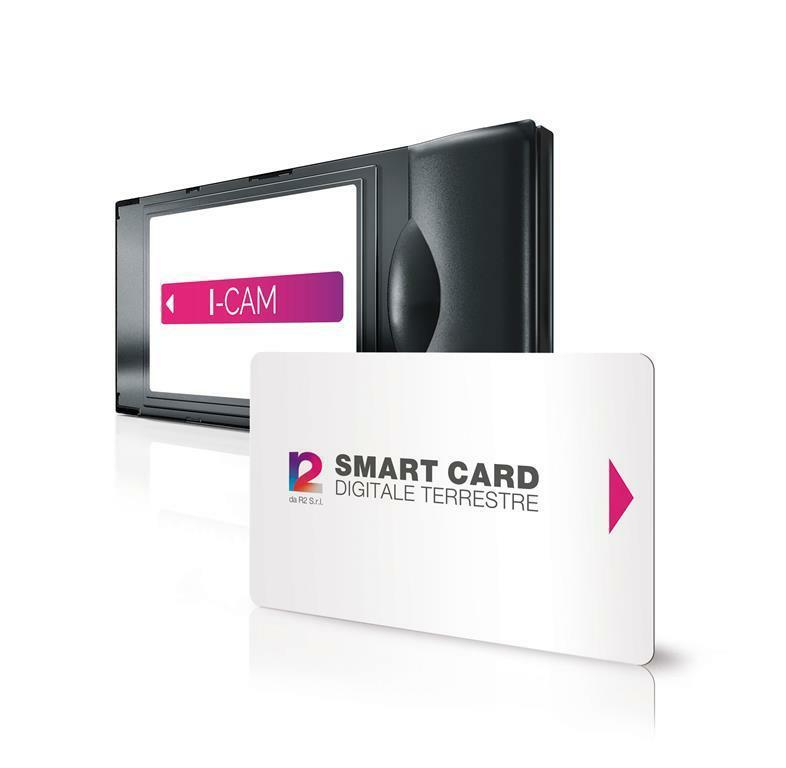 I-ZAP SKY Cam HD Ricondizionata con tessera x SKY digitale terrestre