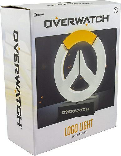 Paladone Paladone Lampada Overwatch logo