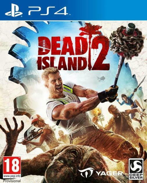 Deep Silver PS4 Dead Island 2