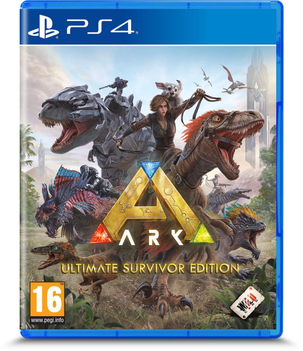 Solutions 2 Go PS4 ARK: Ultimate Survivor Edition