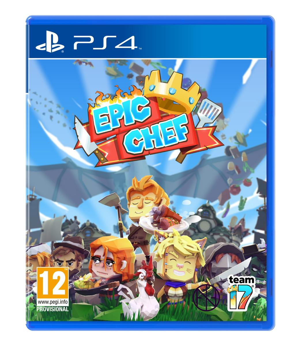 Sold Out PS4 Epic Chef
