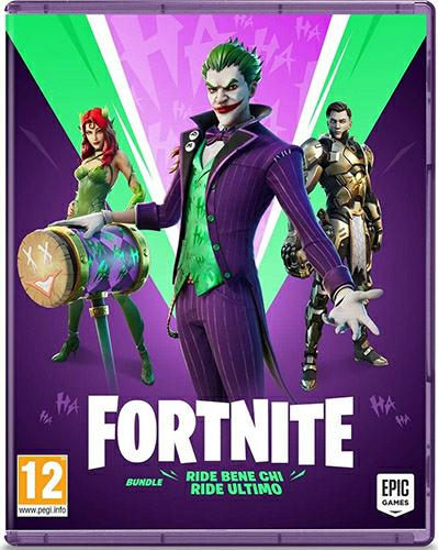 Warner Bros PS4 Fortnite - Ride Bene Chi Ride Ultimo