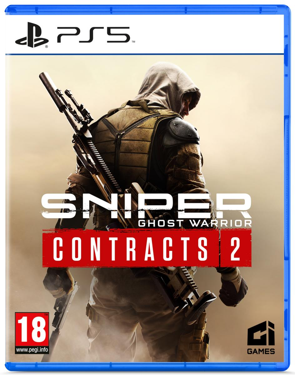 CI Games PS5 Sniper Ghost Warrior Contracts 2