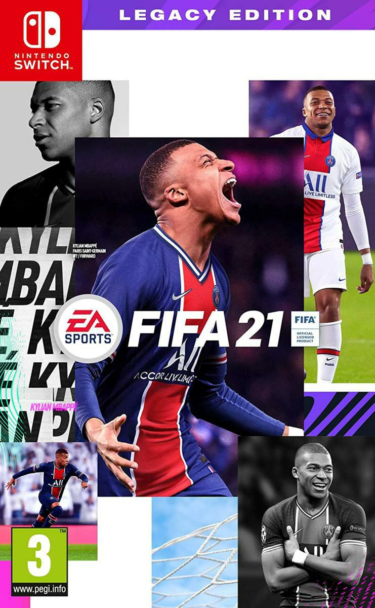 Electronic Arts Switch Fifa 21 Legacy Edition EU