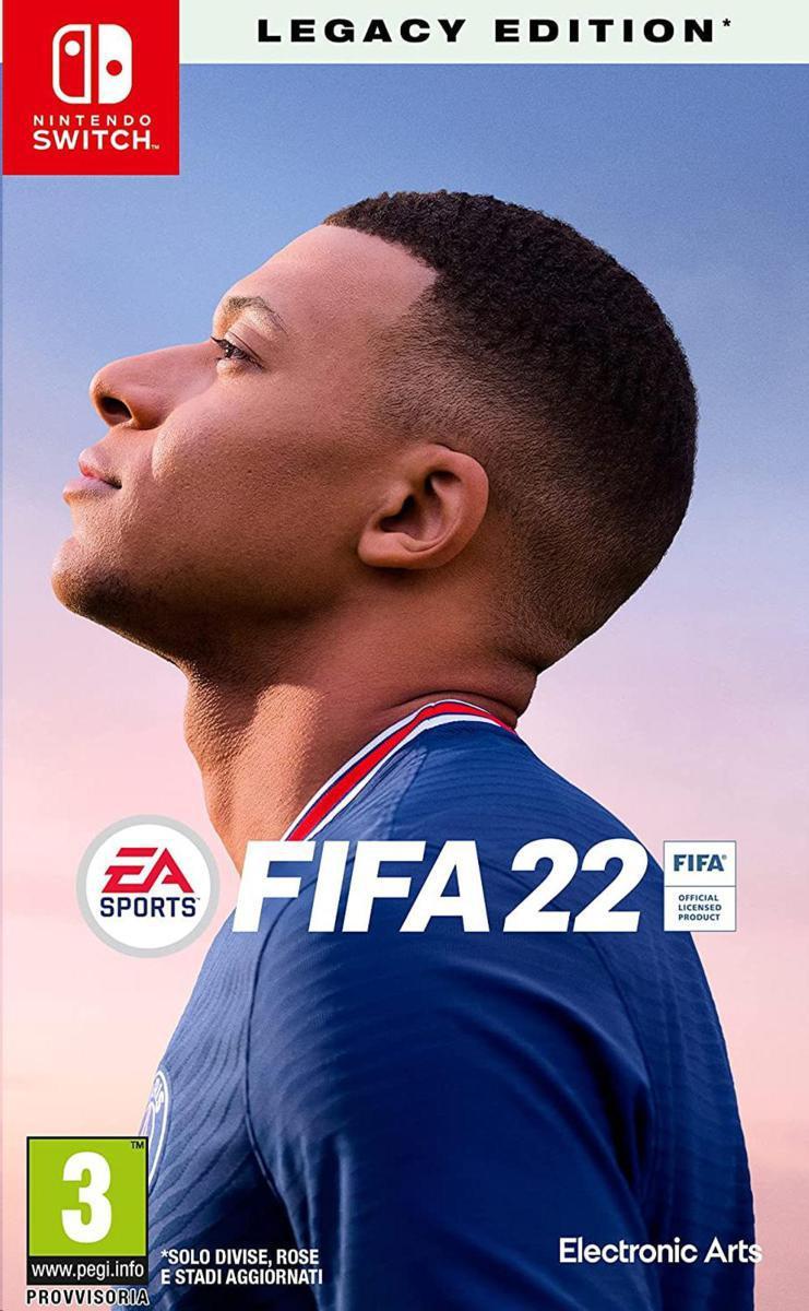 Electronic Arts Switch Fifa 22 Legacy Edition EU
