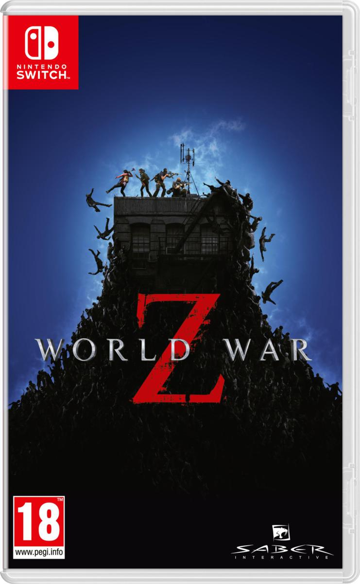 Solutions 2 Go Switch World War Z