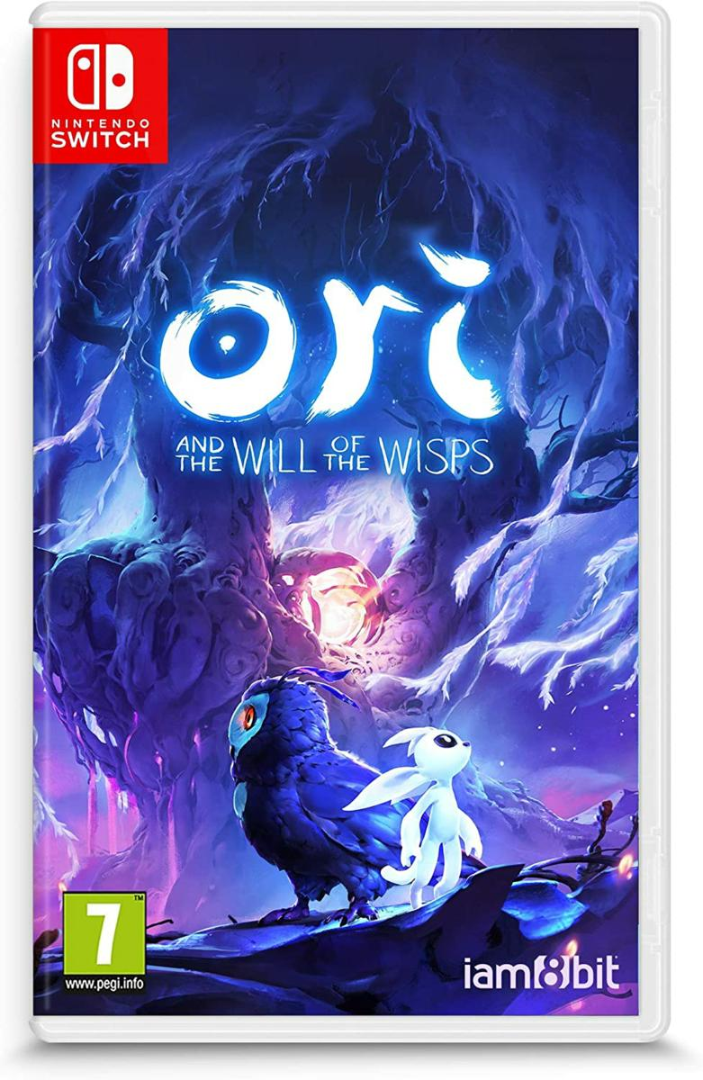 Skybound Switch Ori and the Will of the Wisps