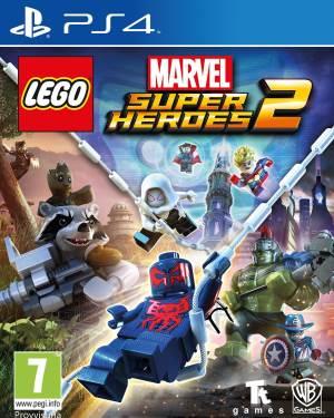 Warner Bros PS4 LEGO Marvel Super Heroes 2