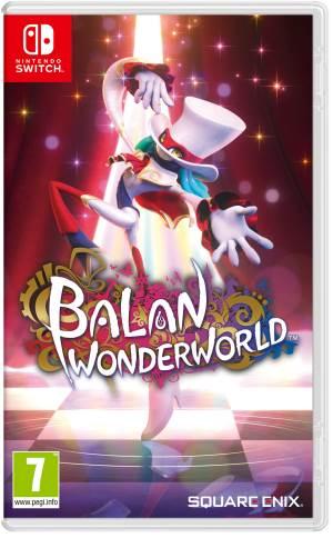 Square-Enix Switch Balan Wonderworld