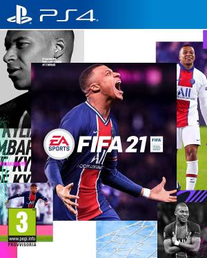 Electronic Arts PS4 Fifa 21