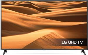 "LG LG 65"" LED 65UM7100 Ultra-HD 4K HDR AI ThinQ Smart TV"