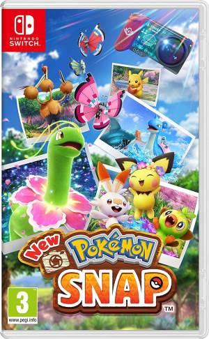 Nintendo Switch New Pokemon Snap
