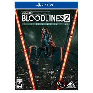 Paradox PS4 Vampire the Masquerade - Bloodlines 2 Unsanctioned Edition