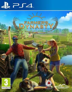 BigBen PS4 Farmer s Dinasty