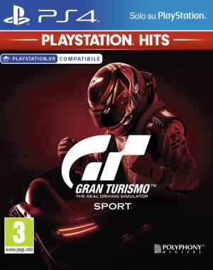 Sony Computer Ent. PS4 Gran Turismo Sport - PS Hits