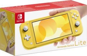 Nintendo Switch lite Console Giallo