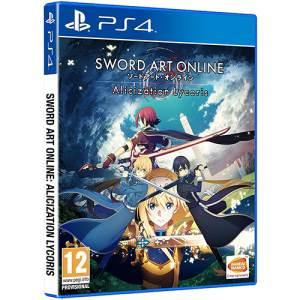 Bandai Namco PS4 Sword Art Online Alicization Lycoris