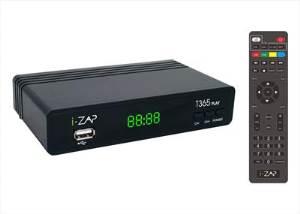 I-ZAP I-ZAP Decoder T365 Play DVBT2 HEVC  10 BIT HD/USB