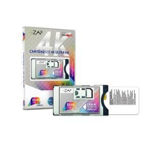 I-ZAP I-ZAP Cam TiVuSAT 4K SchedaTiVuSAT