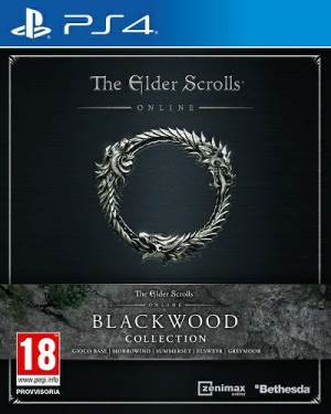 Bethesda PS4 The Elder Scrolls Online Collection: Blackwood