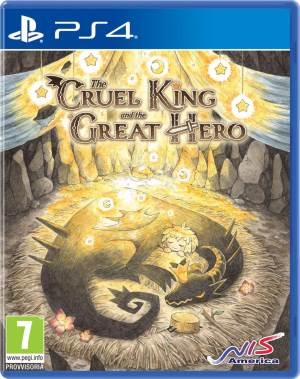 NIS PS4 The Cruel King and the Great Hero - Storybook Edition