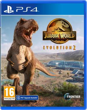 Sold Out PS4 Jurassic World Evolution 2
