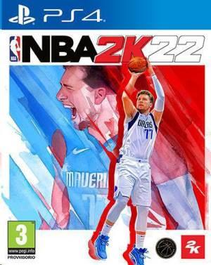Take Two Interactive PS4 NBA 2K22 EU