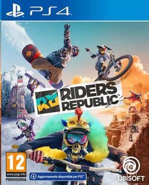 Ubisoft PS4 Riders Republic
