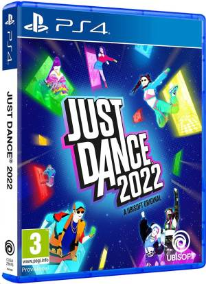 Ubisoft PS4 Just Dance 2022