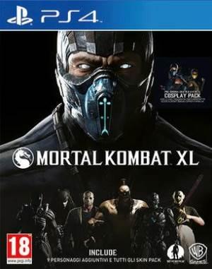 Warner Bros PS4 Mortal Kombat XL