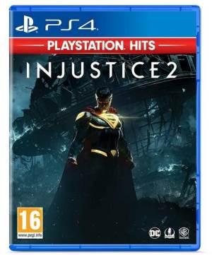 Warner Bros PS4 Injustice 2 - PS Hits