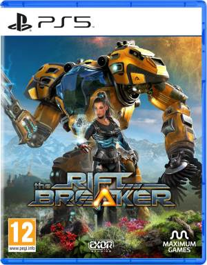 Maximum Games PS5 The Riftbreaker