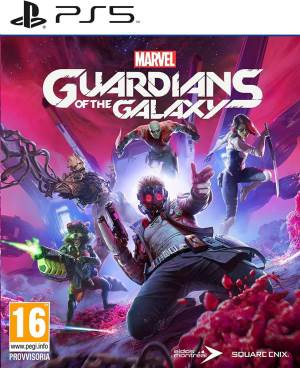 Square-Enix PS5 Marvel Guardians of the Galaxy
