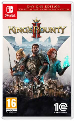 Deep Silver Switch King s Bounty II DayOne Edition