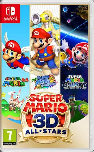 Nintendo Switch Super Mario 3D All Star