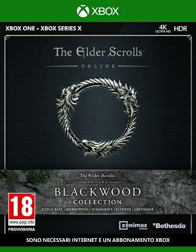 Bethesda XBOX ONE The Elder Scrolls Online Collection: Blackwood